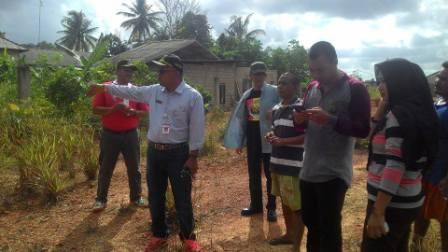 Lis Tinjau Drainase, Sampah dan Penghijauan Di Tanjungpinang Timur