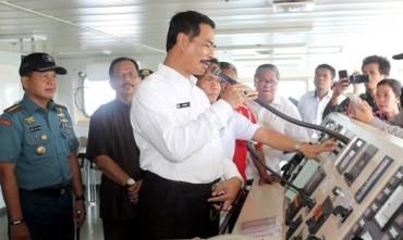 Wagub Sidak ke Pelabuhan Sekupang dan Bandara Hang Nadim