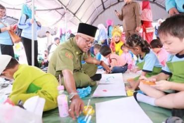 Walikota Tanjungpinang Tekankan Pentingnya PAUD