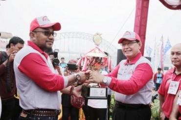 Internasional DBR 2015 Dibuka Pj Gubernur Kepri