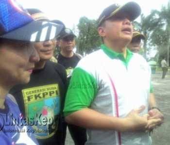 TNI Larang FKPPI Gunakan Atribut dalam Politik Praktis