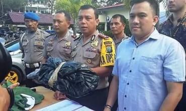 Dua Kali Mangkir Dipanggil Penyidik, Akhirnya UT Ditangkap Polisi