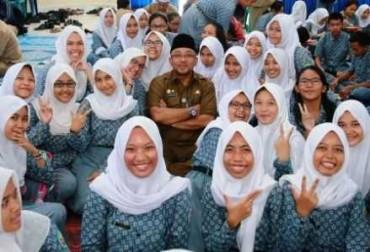 Dari 503 Sekolah Se-Indonesia, SMKN 1 Tanjungpinang Raih UN Berintegritas Tertinggi