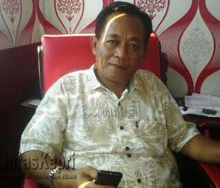 Dirut BUMD Kota Tanjungpinang, Asep Nana Suryana