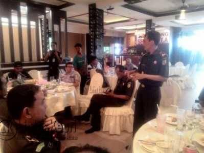 Kejari Tanjungpinang Silahturahmi Dengan Wartawan
