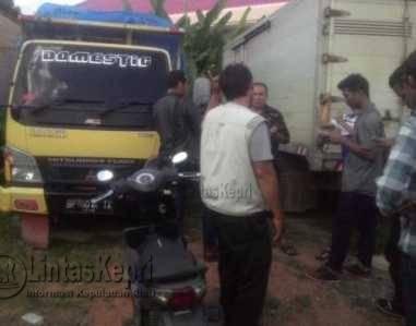 Warga Tanjungpinang Tangkap 'Maling' Aki Mobil