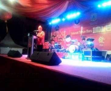 Wako: Perayaan Imlek SUdah Menjadi Tradisi Masyarakat Tanjungpinang