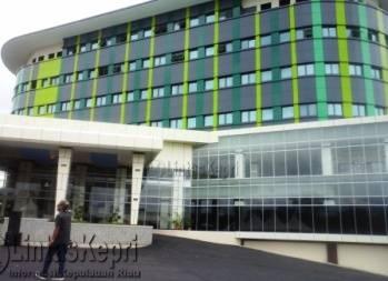 WaliKota Tanjungpinang Resmikan Hotel CK