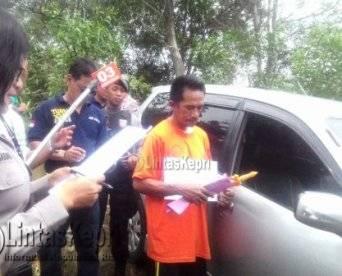 Polres Tanjungpinang Gelar Rekonstruksi Kasus Pembunuhan Yap Shung Hok