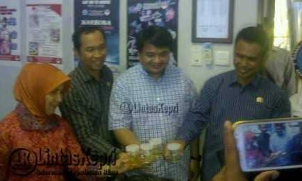 Empat Anggota DPRD Tanjungpinang Jalani Tes Urine