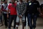 Jambret Keok di 'Dor' Polisi di Tanjungpinang