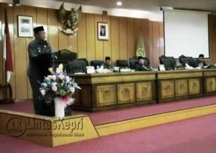 Ketua DPRD Tak Pimpin Rapat Paripurna
