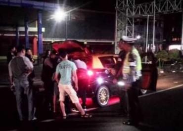 Polisi Gelar Razia Gabungan, Nihil Tangkapan