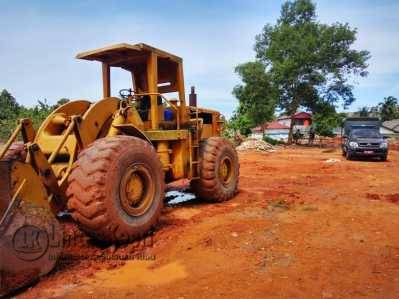 Satpol PP Hentikan Penimbunan Mangrove Hotel Sunrise