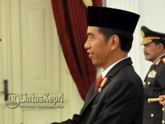 Hari Ini Peresiden Jokowi Kunjungi Natuna