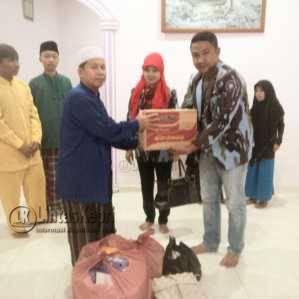 DPD IPK Tanjungpinang Bagi-Bagi Sembako