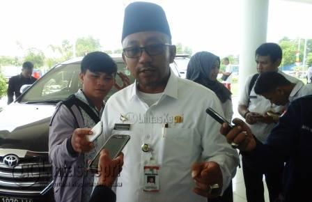 Walikota Tanjungpinang, Lis Darmansyah.