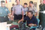 Menyerupai Seragam TNI, Kodim 0315 Bintan Sita Atribut PPPKRI