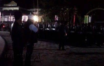"""Lis Sarankan Satpol PP dan Dishub Tanjungpinang Tidak """"Mengemis"""""""