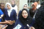 Meski WNA, Istri Gubernur Kepri Dinobatkan Bunda Tagana Kepri