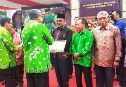 Tanjungpinang Dapat Penghargaan TTG
