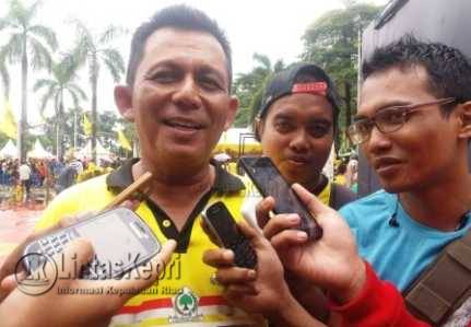 Ansar Ahmad Siap Maju Cawagub Riau