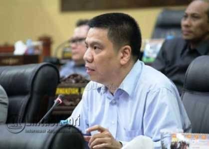 Anggota DPRD Kepri dari Fraksi Hanura, Rudy Chua