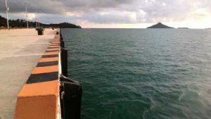 Meskipun Rampung, Pelabuhan Serasan Belum Difungsikan