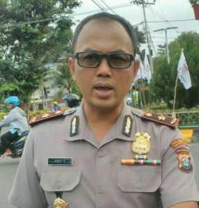 Ketua Tim Saber Pungli Tanjungpinang, Kompol Andy Rahmansyah.