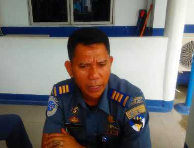 Kepala Pos Pelabuhan Sri Bintan Pura Tanjungpinang, Sutoyo.
