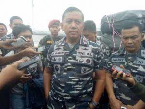 Danlantamal IV Tanjungpinang, Laksamana Pertama TNI S irawan.