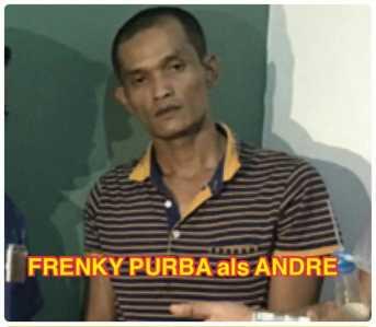 Inilah salah satu foto Tahanan yang kabur dari Sel Mapolres Tanjungpinang.