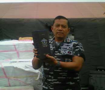 Danlantamal IV tanjungpinang, Laksma TNI AL S irawan.