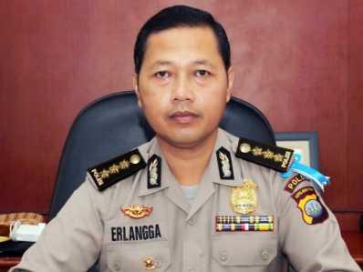 Kabid Humas Polda Kepri, Kombes Pol Erlangga.