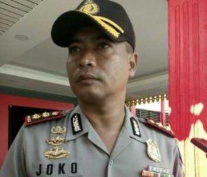 Kapolres Tanjungpinang AKBP joko Bintoro