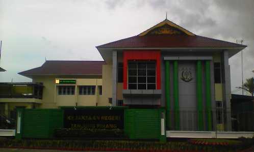 Kantor Kejari Tanjungpinang.