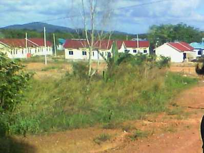 Perumahan Pondok Geysa Residence yang berada di Jalan Karya Lembah Asri Kota Piring.