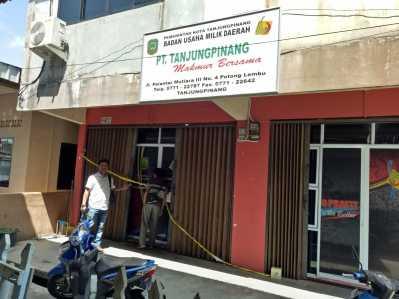 Kantor Badan Usaha Milik Daerah (BUMD) PT. Tanjungpinang Makmur Bersama.