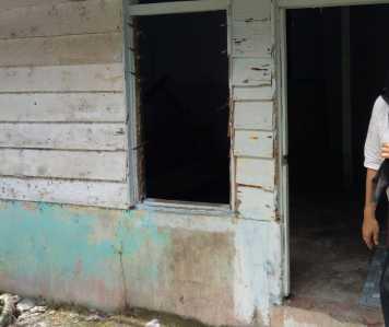 Inilah kondisi Mushola di SDN 009 tanjungpinang Timur yang diperuntukan bagi peserta didik dalam menunaikan ibadah.