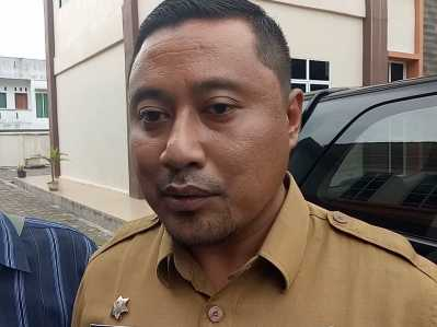 Kabag Humas dan Protokol Pemko Tanjungpinang, Boby Wira Satria.