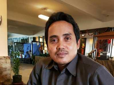 Kepala Seksi I Intelijen Kejati Kepri, Muhammad Ahsan Thamrin.