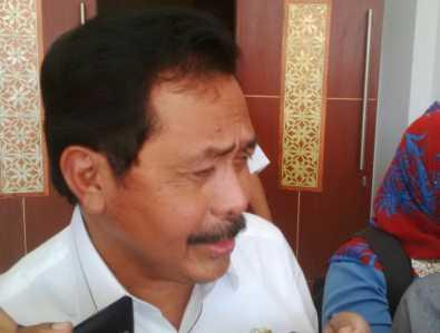 Gubernur Kepri Nurdin Basirun.