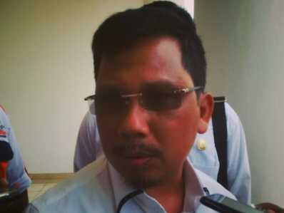 Sekda Kepri, TS arif Fadillah.