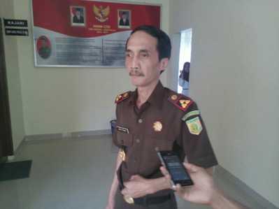 Kepala Kejari Tanjungpinang, Harry Ahmad Pribadi.