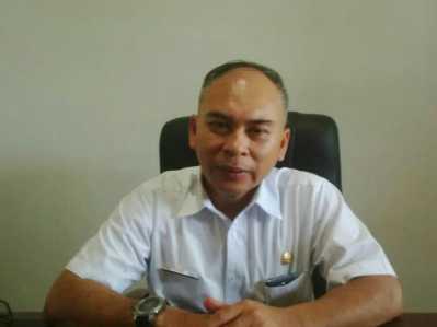 Sofian, Sekretaris Dinas Perumahan Rakyat Provinsi Kepri.