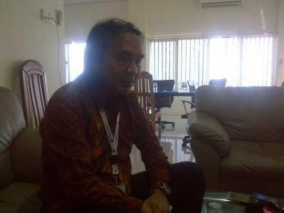 General Manager PT Pelindo I cabang Tanjungpinang, I Wayan Wirawan.