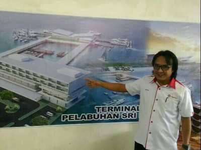 General Manager PT Pelindo I cabang Tanjungpinang.