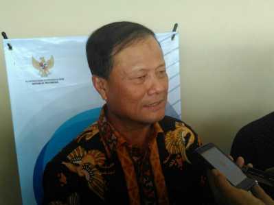 Kepala Lembaga Pengelola Dana Bergulir (LPBD)Koperasi Usaha Mikro Kecildan Menengah Republik Indonesia (KUMKM), Kemas Daniel.