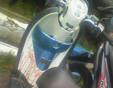 Honda Scoopy.