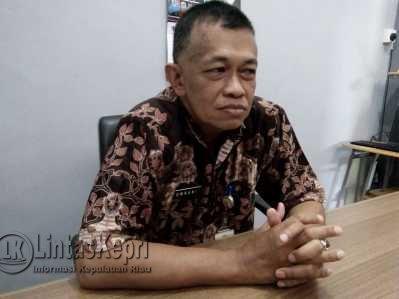 Kabid Penempatan dan Pelatihan Tenaga Kerja Kota Tanjungpinang, Omrani.